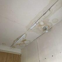 Back Addition ceiling