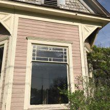 Exterior Front Bay Window