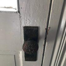 Kitchen Door Knob